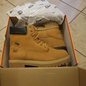 Timberland Pro Steel Toe Work Boots Size 12 for Sale in East Hampton, CT