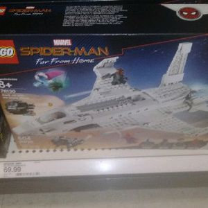 LEGO'S - 4 Brand New Spider Man Sets for Sale in Antioch, CA