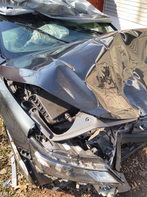 2014 Chevy Impala motor and transmission 60,000 miles on and parts car 3000 or Best offer for Sale in New Haven, CT