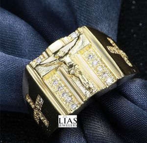 New 18 k yellow gold men wedding ring for Sale in Orlando, FL