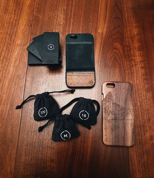 3 Moment lenses, Bluetooth case, mounting plates, more for Sale in Everett, WA