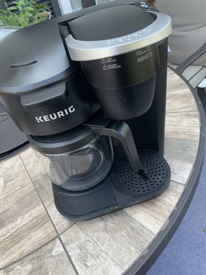 Kerig Dual Coffee Maker for Sale in Reading, PA