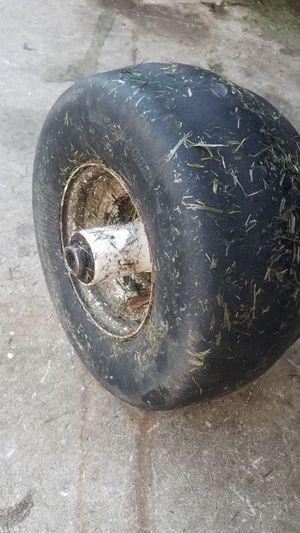 Tire for rider mower for Sale in Elk Grove Village, IL
