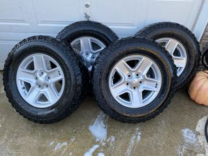 Tires Jeep for Sale in Sugar Hill, GA