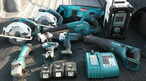 18V Makita power tools for Sale in Los Angeles, CA