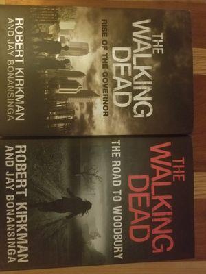 Walking dead books. for Sale in Weston, MA