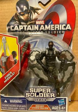 Captain America The Winter Soldier Falcon 2014 for Sale in Modesto,  CA