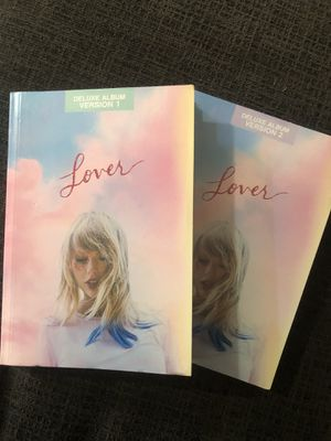 Taylor Swift Lover Deluxe Editions for Sale in South Gate, CA