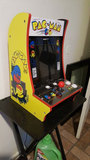 pacman small retro for Sale in Santa Fe Springs, CA