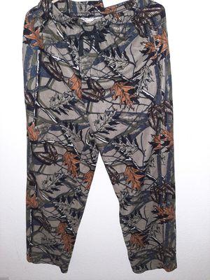 Camo Fleece Men's Lounge or PJ Pants - Fruit Of The Loom for Sale in Phoenix, AZ