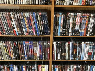 Huge Movies Collection! DVDs Less Than $1! for Sale in Scottsdale,  AZ