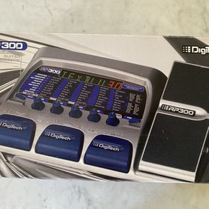 DigiTech RP300 Modeling Guitar Processor for Sale in Guilford, CT