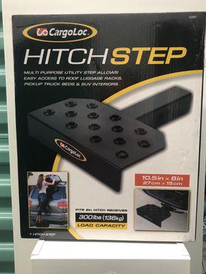 Hitch Step for trailer rv, p/u suv camper rear bumper / tailgate / trailer hitch. F150, Ram, Tundra, Titan, Silverado, auto parts for Sale in Tamarac, FL