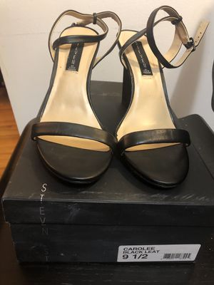 Steve Madden Carolee Sparkly Wedge Size 9.5 for Sale in Brooklyn, NY