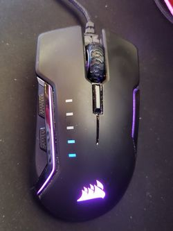 Corsair Glaive RGB Gaming Mouse for Sale in Auburn,  WA