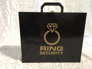 """Wedding Ring Bearer """"Ring Security """" Briefcase for Sale in St. Petersburg, FL"""
