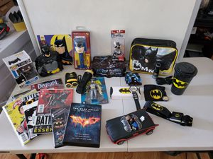 Batman Collection for Sale in Cypress, CA