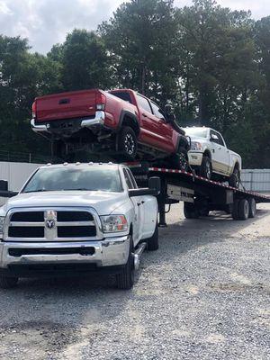 4 car hauler trailer 2018 Texas pride for Sale in Katy, TX