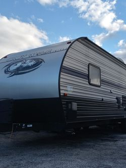 2020 Grey Wolf Toy hauler for Sale in Pasadena,  TX