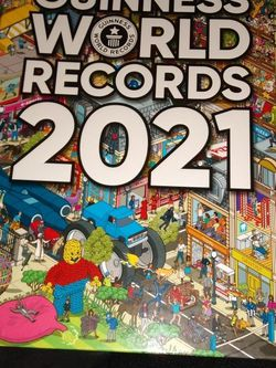 World Record 2021 And Believe It Or Not Book for Sale in Morgantown,  WV