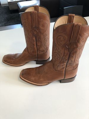 Lucchese Men's Leather Boots for Sale in Arlington, VA