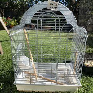 Small White Bird Cage for Sale in Costa Mesa, CA