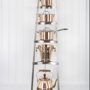 NEW!! Six Shelf Steel Cookware Stand for Sale in New York, NY