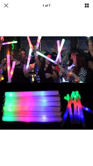 LED sticks for parties for Sale in La Puente, CA