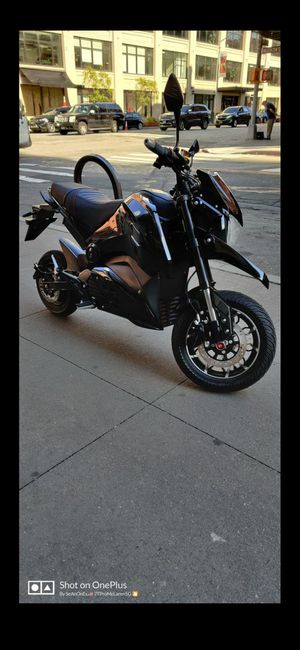 BRAND NEW 2020 GTX Z6 ELECTRIC MOTORCYCLE SCOOTER MOPED for Sale in Brooklyn, NY