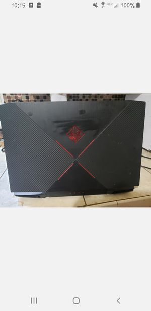HP omen gaming laptop for Sale in Endicott, NY