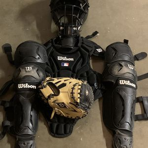 Wilson Catchers Gear for Sale in Fullerton, CA