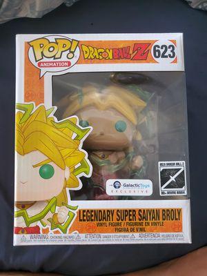 Legendary Super Saiyan Broly Funko Pop for Sale in Los Angeles, CA