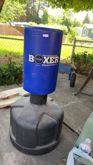 Punching bag for Sale in Layton, UT