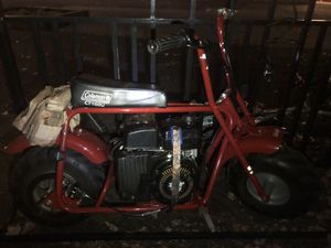 Coleman minibike for Sale in Falls Church, VA