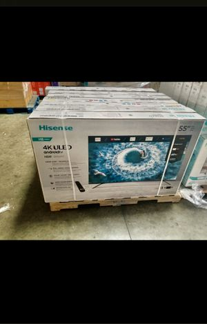 55 INCH HISENSE HF8 ULED 4K SMART TV 📺 for Sale in Chino, CA