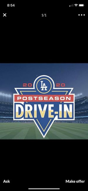Dodgers Drive In for Sale in Irvine, CA