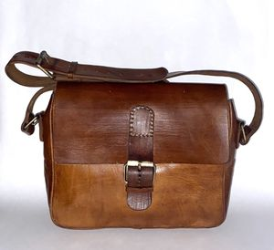 Moroccan Handmade leather Bag for Sale in Las Vegas, NV