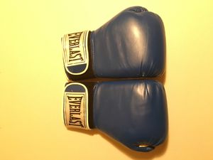 Everlast boxing gloves for Sale in Falls Church, VA