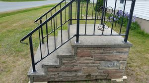 Cement steps very heavy 3 steps and a landing for Sale in Norridgewock, ME