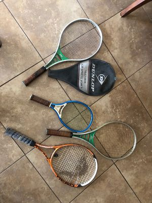 Tennis Racket/Racketball for Sale in Delano, CA