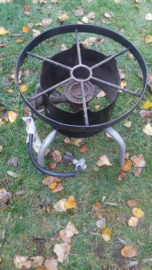 Large Outdoor Cooking Burner - Propane for Sale in Marysville, WA