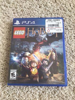 LEGO Hobbit PS4 Game for Sale in Wenatchee, WA
