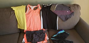 Women's workout lot size M for Sale in Lawton, OK