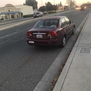 2002 Honda Civic for Sale in Modesto, CA