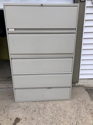 File cabinet 🗄. Metal for Sale in Springfield, VA