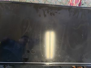 TCL 32 inch (broken) for Sale in Manchester, CT