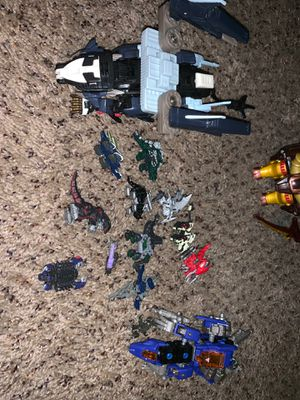 Transformer Toys collectibles $40 for Sale in Woodland, CA