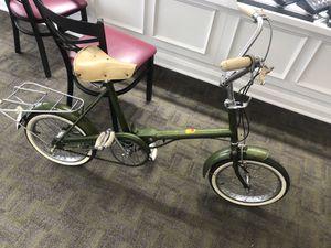 Raleigh fold up bike for Sale in Philadelphia, PA