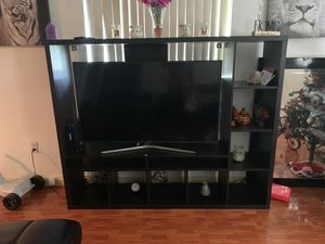 60 inch tv stand for Sale in Miami Shores, FL