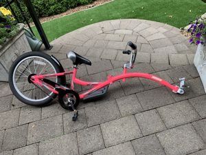 Wee Ride trailer bike for Sale in West Linn, OR